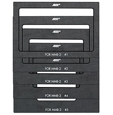 ARRI Mattes for MMB-2 (5 pieces)
