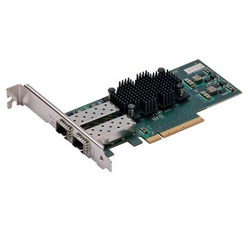 ATTO FastFrame NS12 LC SFP+ SR Optical Interface