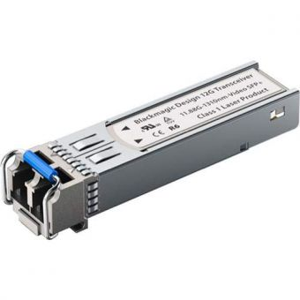 Blackmagic Design SFP Modul Optical Fiber Geräte (12G)