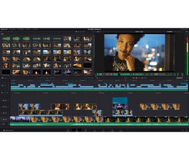 Blackmagic Design DaVinci Resolve Studio 16 (Dongle Version)