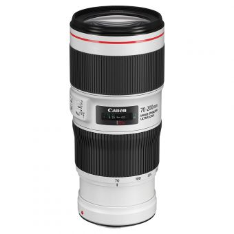 Canon EF 70-200mm f4.0L IS II USM