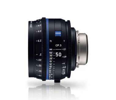 Carl Zeiss CP.3 2.1/25 - metric, PL Mount