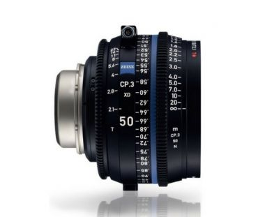 Carl Zeiss CP.3 XD 2.1/25 - metric, PL Mount (eXtended Data)