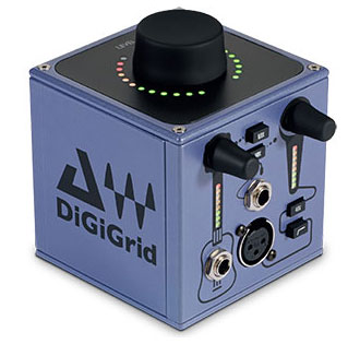 DiGiGrid M - Musician's Recording Interface