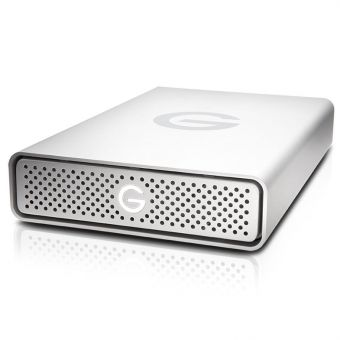 G-Technology G-DRIVE 8TB (USB-C)