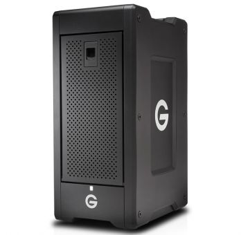 G-Technology G-SPEED Shuttle XL 24TB mit ev Bay-Adaptern (TB2)