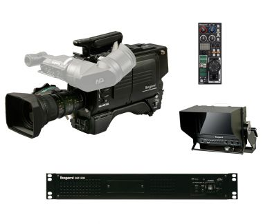 Ikegami HC-HD300 Standard Package with Lens