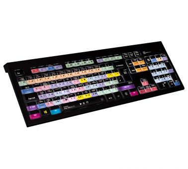 LogicKeyboard Astra Backlit, Adobe After Effects, englisch/PC