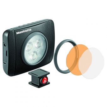 Manfrotto MLUMIEPL-BK - LUMIMUSE 3 PLAY LED Licht