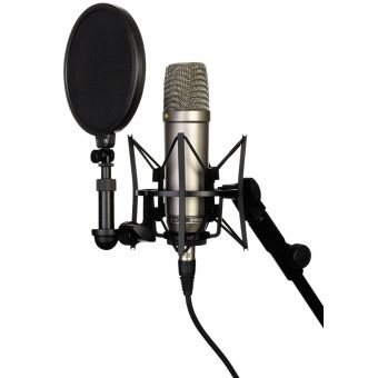 RODE NT1-A Complete Vocal Recording Solution Set