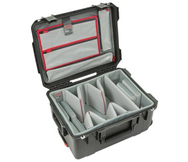 SKB iSeries Case w/Think Tank Dividers & Organizer (3i-2015-10dl)