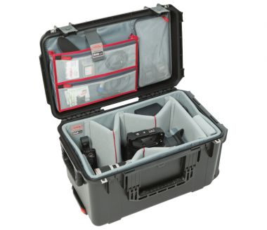 SKB iSeries Case w/Think Tank Dividers & Organizer (3i-2213-12dl)