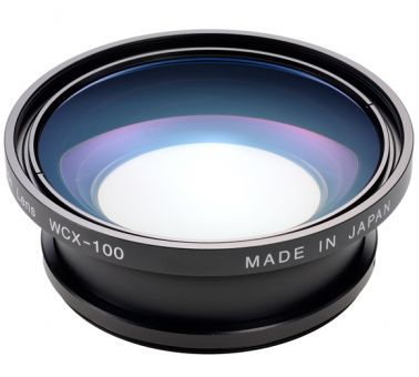 Zunow WCX-100 Compact Wide Conversion Lens (incl. Adapter Ring)