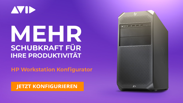 HP Workstations Konfigurator